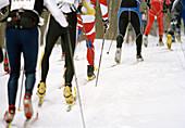 cross country ski race