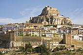 Morella. Castellon province, Comunidad Valenciana, Spain