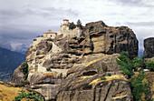 Varlaam (All Saints) Monastery. Meteora. Greece