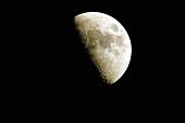 Astronomy, Color, Colour, Exterior, Half-light, Horizontal, Moon, Nature, Night, Nighttime, Outdoor, Outdoors, Outside, Satellite, Satellites, Scenic, Scenics, Science, Skies, Sky, K83-242679, agefotostock