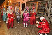 Nerja carnival, La Axarquia, Malaga. Andalucia. Spain.