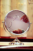 Mirror at optician s
