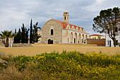 Orthodox church, Perivolia, Larnaka district, South Cyprus, Cyprus