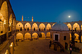 Buyuk Han, The Great Inn, Ottoman caravansary, Lefkosia, Nicosia, North Cyprus, Cyprus