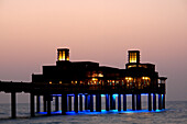 Al Qasr Hotel Pier Restaurant, Dubai, United Arab Emirates, UAE