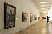 Art Museum, Kunstmuseum Basel, Hodler,  Basel, Switzerland