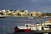 Sa Capella neighbourhood. Porto Colom. Felanitx. Migjorn region. Mallorca. Baleares. Spain..