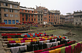 Katmandu dyer s quarter. Nepal
