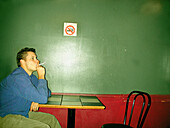 sian, Caucasians, Coffee shop, Coffee shops, Color, Colour, Contemporary, Disobedience, Forbidden, Ge