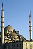 Yeni Mosque. Istanbul. Turkey