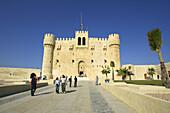 Fortress of Qaitbey Alexandria Egypt