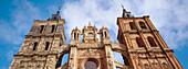 Astorga Cathedral. Leon province. Castilla y Leon. Spain