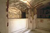 Tigran Tomb, the biggest of Kom es-Shouqafa Catacombs. Alexandria. Egypt