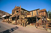 Calico Ghost Town in California, USA