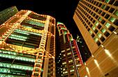 Central Hong Kong. China.