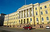 Government Palace, Senate Square, Helsinki, Finland