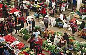 Market. Chichicastenango. Guatemala