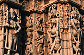 Jain temple, Ranakpur. Rajasthan, India