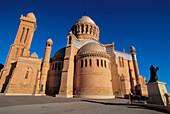 Roman Catholic cathedral of Notre Dame d Afrique, Algiers. Algeria