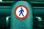 Color, Colour, Column, Columns, Concept, Concepts, Daytime, Detail, Details, Entrance, Entrances, Entries, Entry, Exterior, Forbidden, Garage, Garages, Horizontal, Outdoor, Outdoors, Outside, Parking, Passer-by, Passers-by, Pedestrian, Pedestrians, Prohi