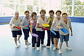 Disks, Exercise, Exercises, Facial expression, Facial expressions, Female, Fit, Fitness, Frisbee, Fri