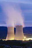 Cofrentes nuclear power plant. Valencia province, Spain