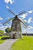 Farris Windmill Historic Greenfield Village and Henry Ford Museum located at Dearborn Michigan