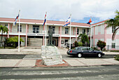 Government administration building, Sint Maarten / St. Martin, West Indies