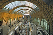 The Orsay Museum, French art, impressionist masterpieces, Paris, France
