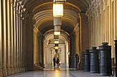 Palais de Justice, Lobby, Ile de la Cité, Paris, France