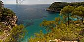 Spain Menorca Cala Mitjana