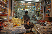 Oman Muscat Mutrah Souk Food Shop