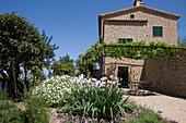 Ca n'Alluny Casa de Robert Graves House Museum, Deia, Mallorca, Balearic Islands, Spain