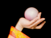 Ability, Adult, Adults, Allegory, Balance, Ball, Balls, Blurred, Close up, Close-up, Closeup, Color, Colour, Contemporary, Control, Controlling, Detail, Details, Dexterity, Domination, Equilibrium, Female, Hand, Hands, Hold, Holding, Horizontal, Human, In