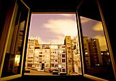 Architecture, Building, Buildings, Color, Colour, Concept, Concepts, Courtyard, Courtyards, Daytime, Dusk, Dusks, Evening, Evenings, Facade, Façade, Facades, Façades, House, Houses, Illuminated, Illumination, Indoor, Indoors, Inside, Interior, Lights, Nig