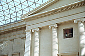 Art, Art Museum, Arts, British Museum, Classical, Color, Colour, Column, Columns, Contemporary, Culture, Daytime, England, Entrance, Entrances, Entries, Entry, Europe, Historic, Historical, History, Indoor, Indoors, Inside, Interior, London, Museum, Museu
