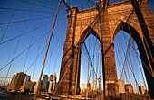 Brooklyn Bridge, New York City. USA