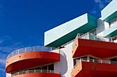 Art deco district, South Beach, Miami Beach. Florida, USA