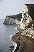 Durdle Door at the Jurassic Coast in the South of England, UK