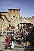 Caceres. Extremadura, Spain