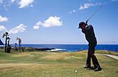 Buenavista Golf Club. Tenerife. Canary Islands. Spain.