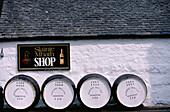 Glengoyne whisky distillery. Edrington Group. Scotland. UK.