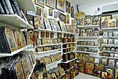 Grecia, Meteora, Icon Factory
