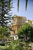 Architecture, Building, Buildings, Cityscape, Cityscapes, Color, Colour, Daytime, Europe, Exterior, Italy, Outdoor, Outdoors, Outside, Park, Parks, Sicily, Urban landscape, Urban landscapes, World locations, N09-480131, agefotostock