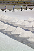 Saltworks, Marsala. Sicily, Italy
