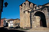 Church of Nuestra Señora de la Asunción, Cuacos de Yuste. Cáceres province, Extremadura, Spain