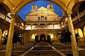 Hospital de Santiago built 16th century, Úbeda. Jaén province, Andalusia. Spain