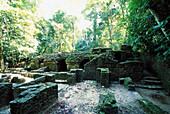 Mayan ruins. Chiapas. Mexico