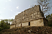 Yaxchilán archaeological site. Usumacinta river. Lacandon Forest. Chiapas. Mexico.