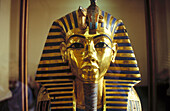Tutankhamen. Museum of Egyptian Antiquities. Cairo. Egypt